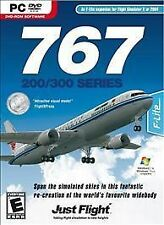 767-200/300 Series (PC DVD) BRAND NEW by Just Flight Expansion Pack for MS FSX