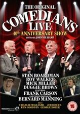 The Comedians Live (DVD, 2012)