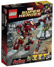 LEGO SUPER HEROES 76031 HULKBUSTER THE AVENGERS     NUOVO