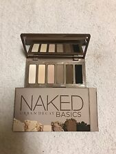 NIB urban decay Naked Basics EyeShadow Palette! 100% Authentic