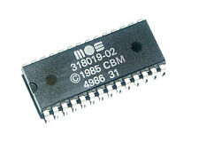 318019-02 BASIC HI ROM Chip IC für Commodore C128 D DCR CR MOS CSG CBM (Z0G280)