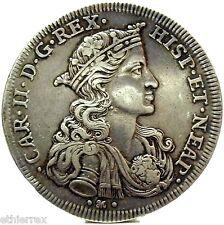 NAPOLI (Carlo II di Spagna) Ducato 1693