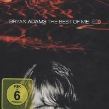 "BRYAN ADAMS ""THE BEST OF ME (NEW VERSION)"" 2 CD+DVD NEW+"
