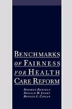 Benchmarks of Fairness for Health Care Reform-ExLibrary
