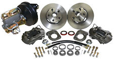 1968 1969 1970 FORD MUSTANG, DISC BRAKE CONVERSION KIT, V-8 DRUM