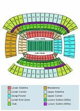 2 San Diego Chargers @ Cleveland Browns, 12/24, Sec 121 Row 15 LOWER DOG POUND