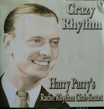 Harry Parry's Radio Rhythm Club Sextet Crazy Rhythm CD Sunflower