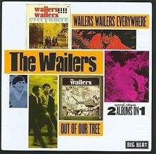 CD-The Wailers-Wailers Wailers Everywhere/Out of Our Tree  May-2003, Big ...
