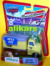 MR - DUSTIN MELLOWS TS -#7 Mega Size Race O Rama Disney Cars modellino oversized