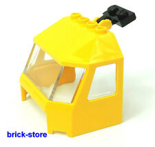 LEGO railway (7939) yellow Cockpit with Bracket