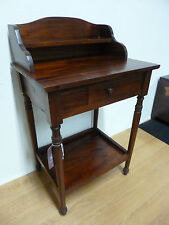 New Solid Mahogany 1 Drawer Desk Hall Console Table *Branded Furniture*