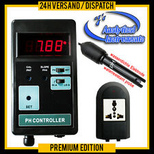 NIEUW & WATERDICHT PH-CONTROLER STURING METER CO2 AQUARIUM SWEET/SALT WATER P10