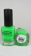 AN02 - COLOR CLUB NAIL LACQUER - FEELIN' GROOVY - .5oz - Brand New