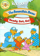 The Berenstain Bears: Ready Set Go 2014 by E1 ENTERTAINMENT -exlibrary-