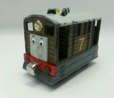 Toby Thomas & Friends Diecast Metal Take Along N Play Train 2002