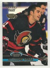 1993-94 Stadium Club - Members Only Logo - #300 - Alexander Daigle - Senators