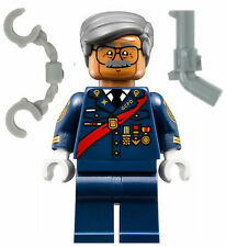 NEW LEGO COMMISSIONER GORDON MINIFIG 70908 batman movie figure jim minifigure