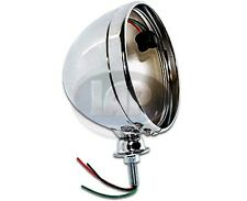 DUNE BUGGIE SAND RAIL RAT ROD HOT ROD 7'' CHROME HEADLIGHT HOUSING AC941411