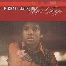 MICHAEL JACKSON CD - LOVE SONGS (2002) - NEW UNOPENED - MOTOWN RECORDS