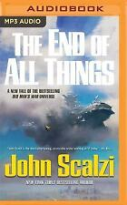 Old Man's War: The End of All Things 6 by John Scalzi (2016, MP3 CD, Unabridged)