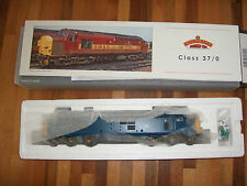 Bachmann 32-776DS Class 37/0 Diesel 37254 BR Blue Digital Sound Locomotive NEW