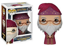 Harry Potter Movies Albus Dumbledore Vinyl POP! Figure Toy #04 FUNKO NEW MIB