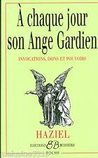 Livre spiritualité ésotérisme à chaque jour son ange gardien  Book