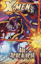 X-Men Age of Apocalypse The Complete Epic Volume 4 trade paperback