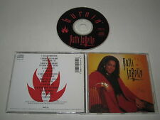 PATTI LABELLE/BURNIN'(MCA/MCAD-10439)CD ALBUM