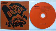 Chemical Brothers  The Boxer  Cardboard Promo Maxi-CD  Freestyle Dust CHEMSDJ23