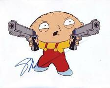 SETH MACFARLANE Signed Autographed FAMILY GUY STEWIE GRIFFIN Photo