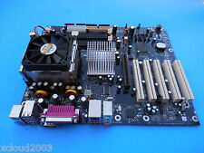 Intel D875PBZ Socket 478 ( BLKD875PBZLK ) Motherboard  with P4 3.0GHZ Processor