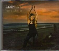 (CF629) Lucie Silvas,  Breathe In - 2004 DJ CD