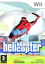 RADIO HELICOPTER             -----   pour WII