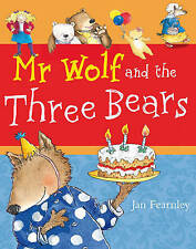 Mr Wolf and the Three Bears, Fearnley, Jan