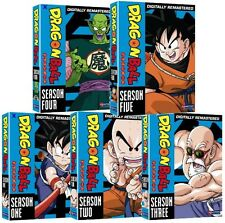 New Dragon Ball Season 1 2 3 4 5, Seasons 1-5