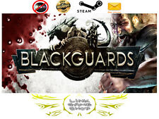 Blackguards PC & Mac Digital STEAM KEY - Region Free