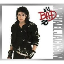 "MICHAEL JACKSON ""BAD - 25TH ANNIVERSARY"" 2 CD NEU"