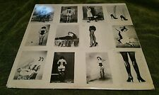 THE NAILS...88 lines about forty four women 45 Record EX 1981