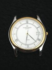 Michel Herbelin Mens Watch Stainless Steel & Gold France Swiss 7 Jewel 207