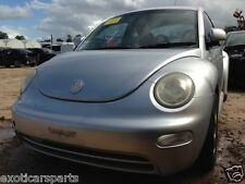 VOLKSWAGEN BEETLE 9C 2000 3DR HATCH  2LTR 4SP AUTO - WRECKING FOR PARTS