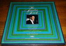 Vintage 6 LP The Sinatra Touch DNFR 7630 Deluxe Record Box Set