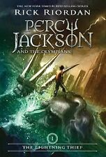 Percy Jackson and the Olympians: The Lightning Thief Bk. 1 by Rick Riordan (2006