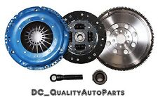 QSC Stage 1 Clutch Kit Forged Flywheel for VW Jetta Corrado Golf Passat 2.8L VR6
