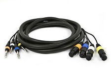 12 FT RCA Cable Audio Video Single RCA Male to RCA Male A/V Cord 12' 12ft
