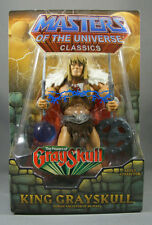 Masters of the Universe Classics KING GRAYSKULL +Mailer MOTUC