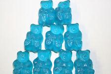 GUMMY BEARS ALBANESE BLUE RASPBERRY, 2LBS