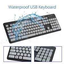 Logitech Washable Keyboard K310 Waterproof Keyboard Fingerboard for Windows PCs