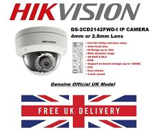 Hikvision DS-2CD2142FWD-I 4.0MP POE 1080P Network Outdoor Dome Network IP Camera