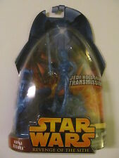 Star Wars Figure - Revenge of the Sith - Holographic Aayla Secura - Light Wear